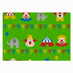 Circus Large Glasses Cloth (2-Side)