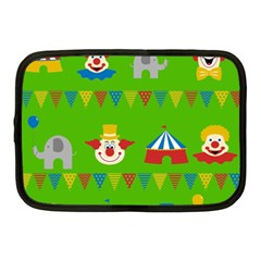 Circus Netbook Case (Medium)