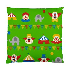 Circus Standard Cushion Case (One Side)