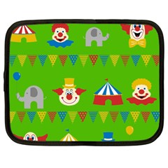 Circus Netbook Case (XL)