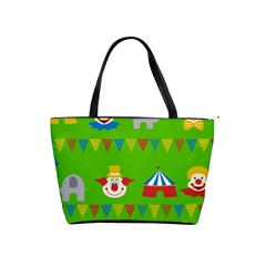 Circus Shoulder Handbags
