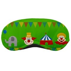 Circus Sleeping Masks