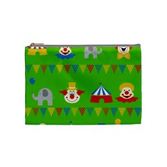 Circus Cosmetic Bag (Medium)