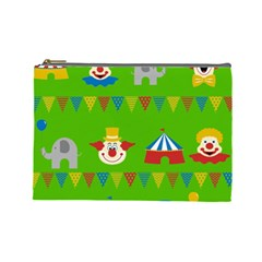 Circus Cosmetic Bag (Large)