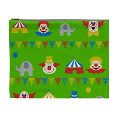 Circus Cosmetic Bag (XL)