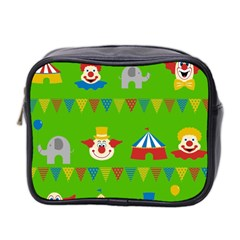 Circus Mini Toiletries Bag 2-Side
