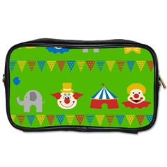 Circus Toiletries Bags 2-Side
