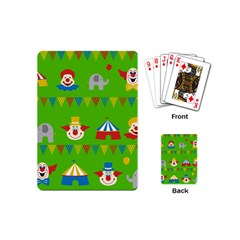 Circus Playing Cards (Mini)