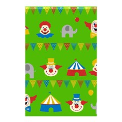 Circus Shower Curtain 48  x 72  (Small)