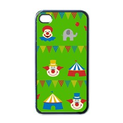Circus Apple iPhone 4 Case (Black)