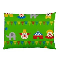 Circus Pillow Case (Two Sides)