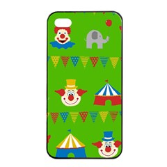 Circus Apple iPhone 4/4s Seamless Case (Black)