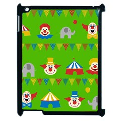 Circus Apple iPad 2 Case (Black)