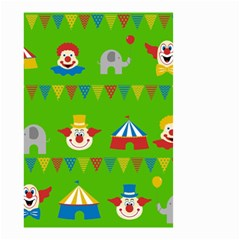Circus Small Garden Flag (Two Sides)
