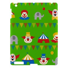Circus Apple iPad 3/4 Hardshell Case