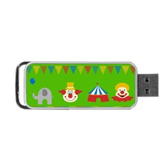Circus Portable USB Flash (One Side)