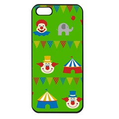 Circus Apple iPhone 5 Seamless Case (Black)