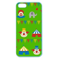 Circus Apple Seamless iPhone 5 Case (Color)