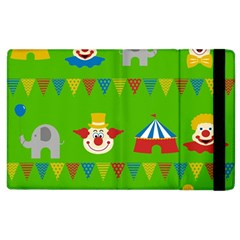 Circus Apple iPad 3/4 Flip Case