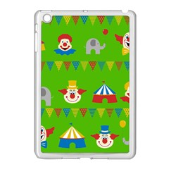 Circus Apple iPad Mini Case (White)
