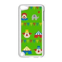 Circus Apple iPod Touch 5 Case (White)
