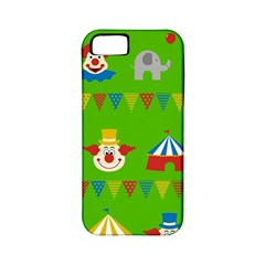 Circus Apple iPhone 5 Classic Hardshell Case (PC+Silicone)