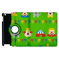 Circus Apple iPad 2 Flip 360 Case