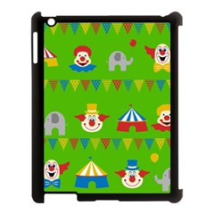 Circus Apple iPad 3/4 Case (Black)