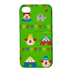 Circus Apple iPhone 4/4S Hardshell Case with Stand