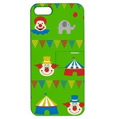 Circus Apple iPhone 5 Hardshell Case with Stand
