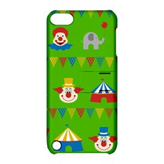 Circus Apple iPod Touch 5 Hardshell Case with Stand
