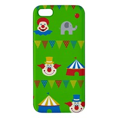 Circus Apple iPhone 5 Premium Hardshell Case