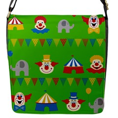 Circus Flap Messenger Bag (S)