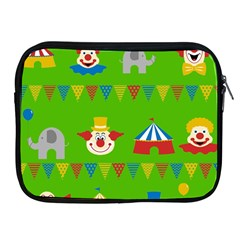 Circus Apple iPad 2/3/4 Zipper Cases
