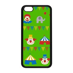 Circus Apple iPhone 5C Seamless Case (Black)