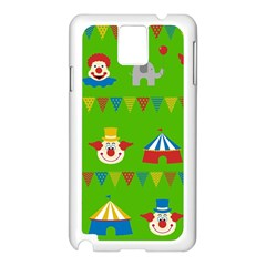 Circus Samsung Galaxy Note 3 N9005 Case (White)