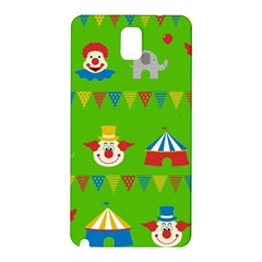 Circus Samsung Galaxy Note 3 N9005 Hardshell Back Case