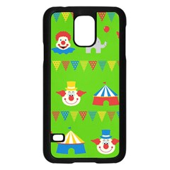 Circus Samsung Galaxy S5 Case (Black)