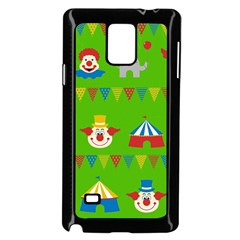 Circus Samsung Galaxy Note 4 Case (Black)