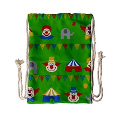 Circus Drawstring Bag (Small)