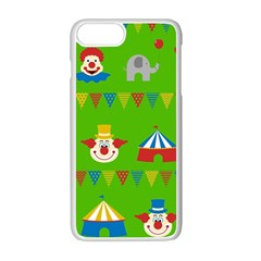 Circus Apple iPhone 7 Plus White Seamless Case