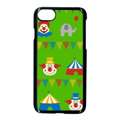 Circus Apple iPhone 7 Seamless Case (Black)