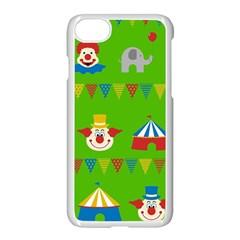 Circus Apple iPhone 7 Seamless Case (White)