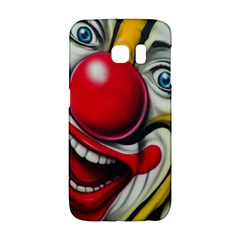 Clown Galaxy S6 Edge by Valentinaart