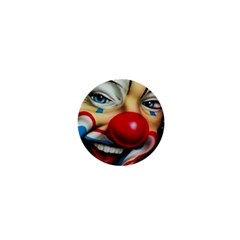 Clown 1  Mini Buttons by Valentinaart
