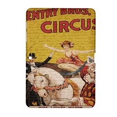 Vintage Circus  Samsung Galaxy Tab 2 (10 1 ) P5100 Hardshell Case  by Valentinaart