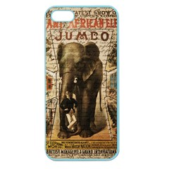 Vintage Circus  Apple Seamless Iphone 5 Case (color)