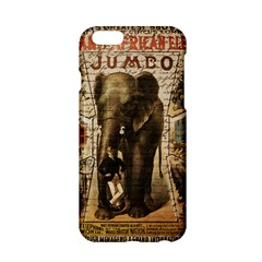 Vintage Circus  Apple Iphone 6/6s Hardshell Case by Valentinaart