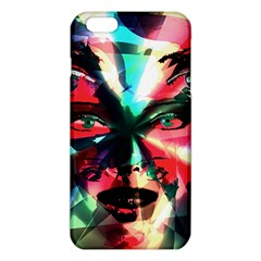 Abstract Girl Iphone 6 Plus/6s Plus Tpu Case by Valentinaart