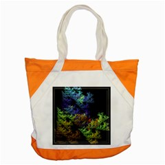 Fractal Forest Accent Tote Bag by Simbadda